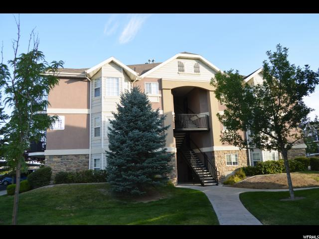 3946 W Romney Park Drive Dr S F5, West Jordan, UT 84084 (#1551846) :: The Fields Team