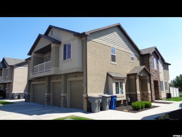 989 W Castleton Dr, North Salt Lake, UT 84054 (#1551870) :: Bustos Real Estate | Keller Williams Utah Realtors