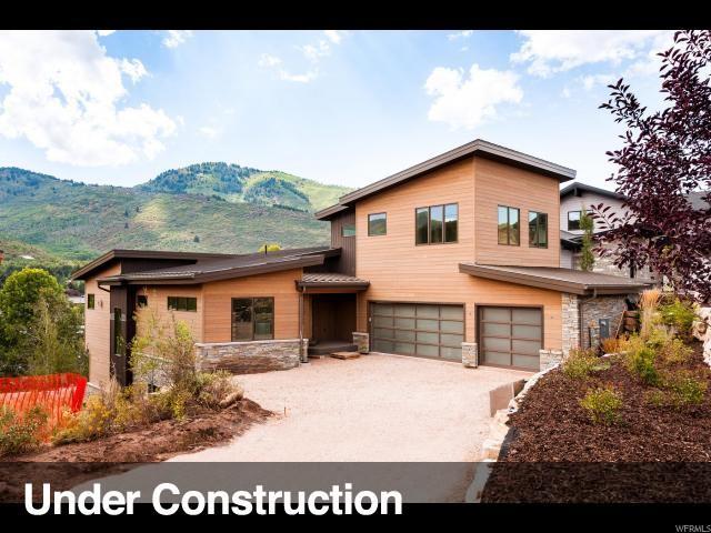 915 Saddle View Way, Park City, UT 84060 (#1551895) :: Bustos Real Estate | Keller Williams Utah Realtors