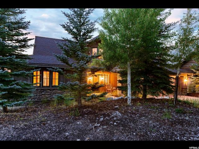 3379 Tatanka Trl, Park City, UT 84098 (MLS #1551899) :: High Country Properties