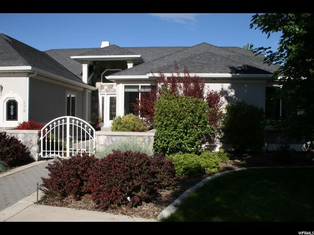 570 S Center St, Wellsville, UT 84339 (#1551962) :: Bustos Real Estate | Keller Williams Utah Realtors