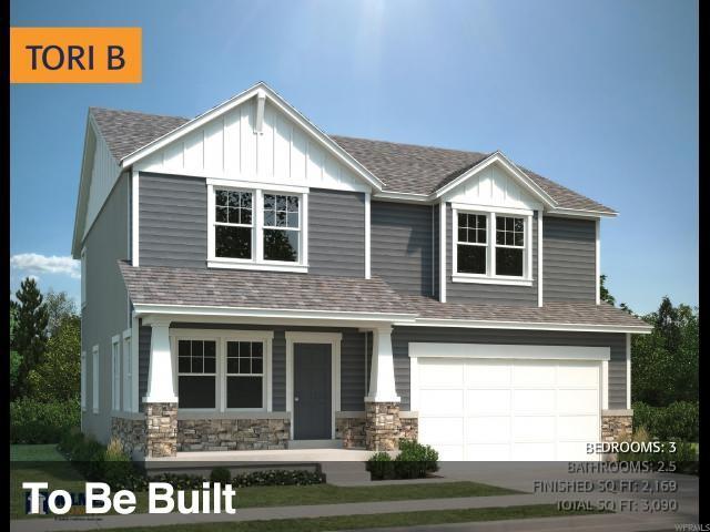 14886 S Mossley Bend Dr W #26, Herriman, UT 84096 (#1552001) :: Bustos Real Estate | Keller Williams Utah Realtors