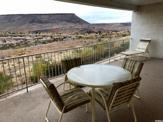 1845 N Canyon View Dr. #606, St. George, UT 84770 (#1552187) :: Big Key Real Estate