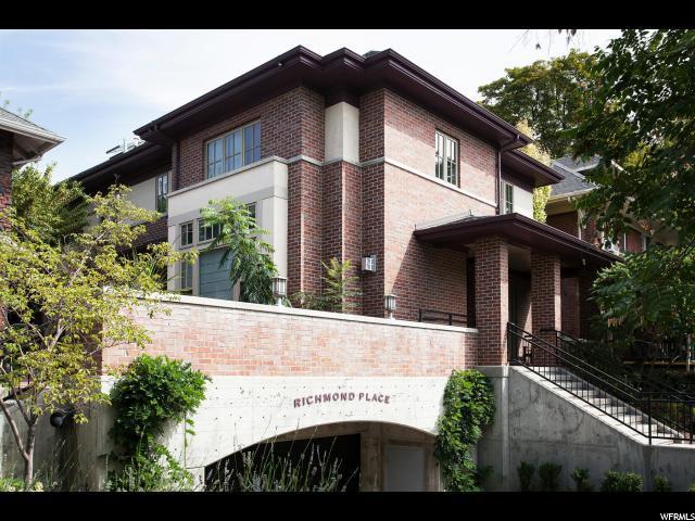 1031 E South Temple, Salt Lake City, UT 84102 (#1552193) :: Powerhouse Team | Premier Real Estate