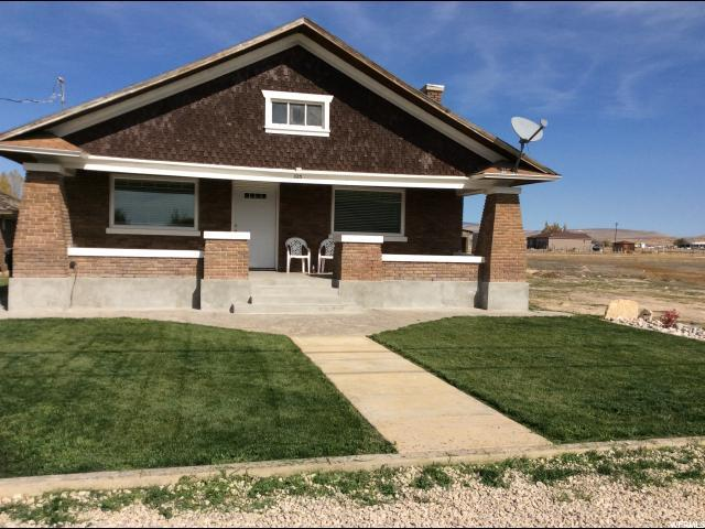 105 E 200 N, Centerfield, UT 84622 (#1552226) :: Colemere Realty Associates
