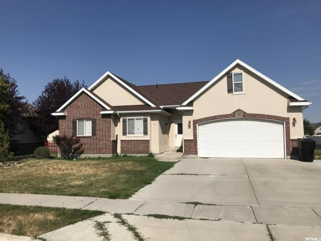 542 W Derrick Cir, Morgan, UT 84050 (#1552305) :: RE/MAX Equity