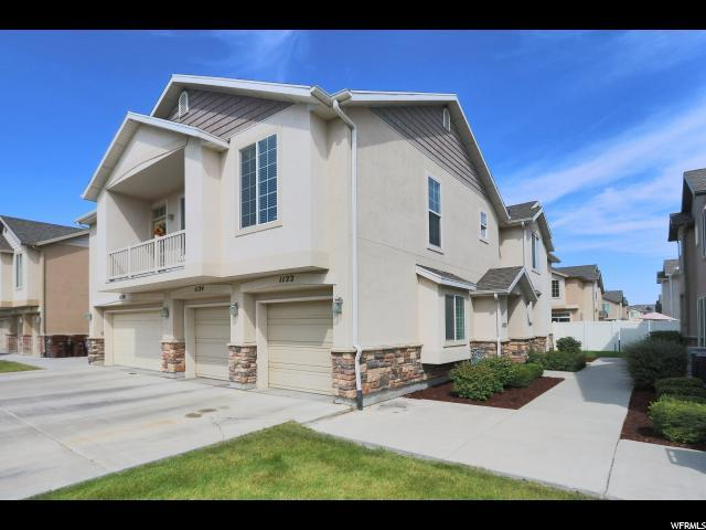 1122 W Kensington, North Salt Lake, UT 84054 (#1552315) :: The Fields Team