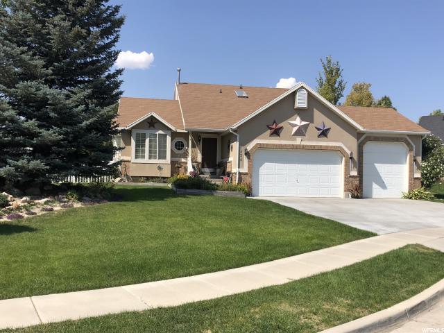 11834 S Carbide Ct, Herriman, UT 84096 (#1552335) :: Bustos Real Estate | Keller Williams Utah Realtors