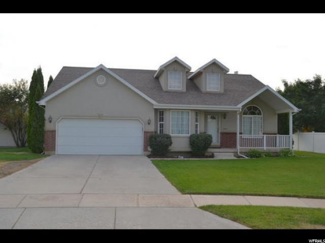 7635 S 1950 E, South Weber, UT 84405 (#1552358) :: RE/MAX Equity