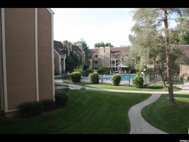 430 E Creekside Cir 430D, Murray, UT 84107 (#1552416) :: Big Key Real Estate