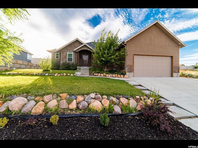 1382 S Foothill Dr, Santaquin, UT 84655 (MLS #1552516) :: Lawson Real Estate Team - Engel & Völkers