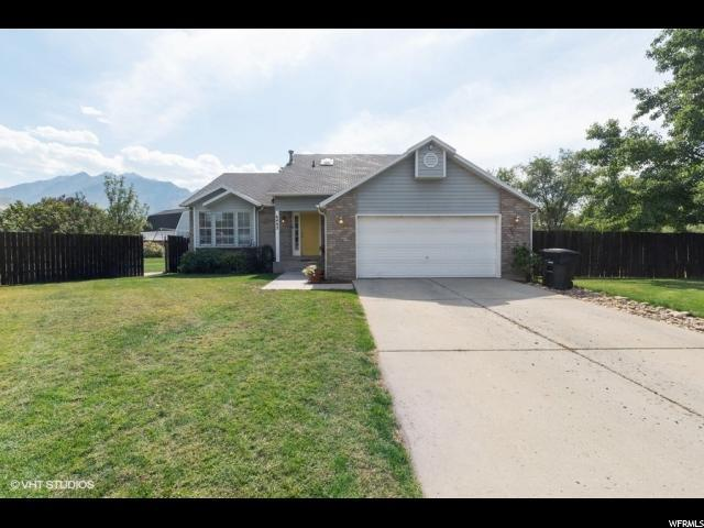 6405 S Rain Crest Ct, Holladay, UT 84121 (#1552520) :: Exit Realty Success
