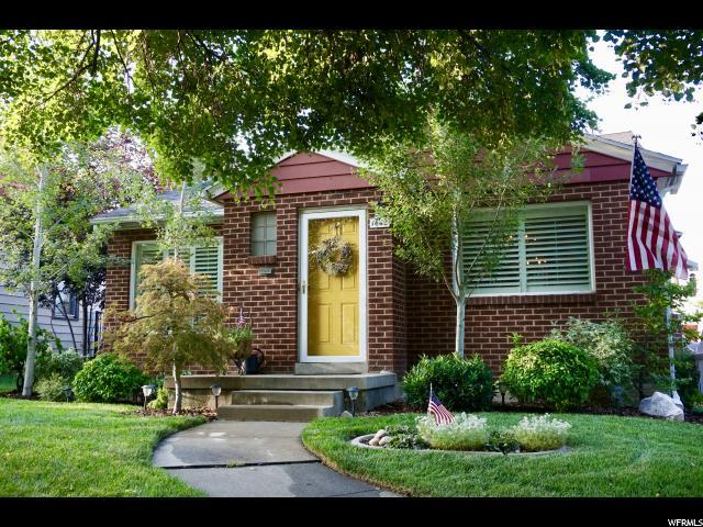 1662 E Stratford Ave S, Salt Lake City, UT 84106 (#1552555) :: Colemere Realty Associates
