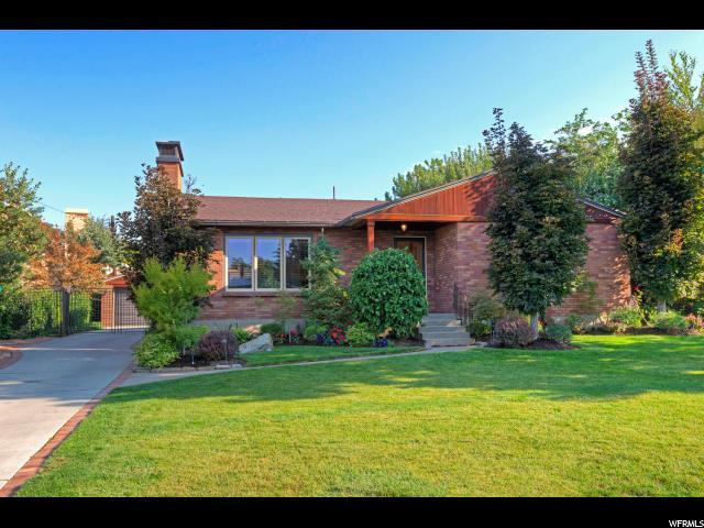 1905 E El Dorado Dr, Holladay, UT 84124 (#1552687) :: goBE Realty