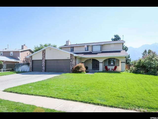 1836 E Tramway Dr S, Sandy, UT 84092 (#1552738) :: Exit Realty Success