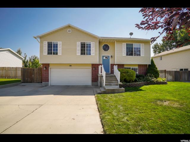 96 E 2450 S, Clearfield, UT 84015 (#1552762) :: Exit Realty Success