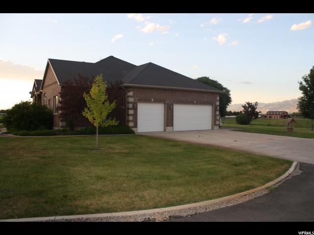 4120 S 4000 W, Wellsville, UT 84339 (#1552780) :: Bustos Real Estate | Keller Williams Utah Realtors