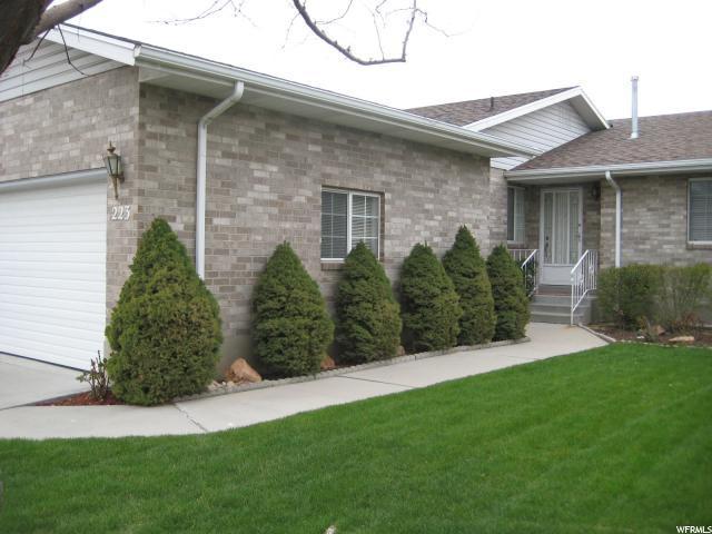 223 N 400 W, Orem, UT 84058 (#1552892) :: Big Key Real Estate