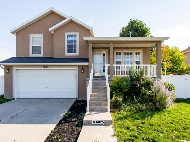 6825 W Hunter Valley Dr, West Valley City, UT 84128 (#1552944) :: RE/MAX Equity