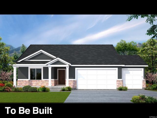 341 Flagstone Dr #110, Santaquin, UT 84655 (#1553000) :: Bustos Real Estate | Keller Williams Utah Realtors