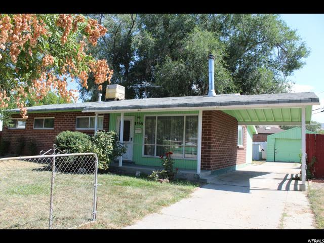 1356 N 1500 W, Salt Lake City, UT 84116 (#1553019) :: Bustos Real Estate | Keller Williams Utah Realtors