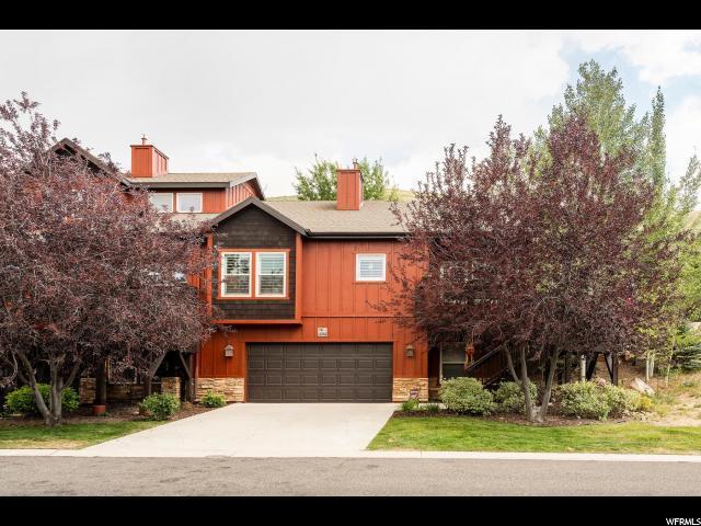 12282 Ross Creek Dr #132, Heber City, UT 84032 (MLS #1553042) :: High Country Properties