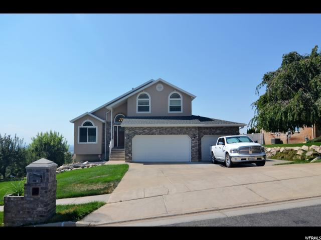 3657 Lakeview Dr, North Ogden, UT 84414 (#1553142) :: The Fields Team