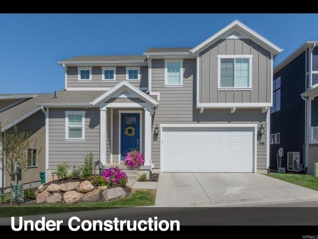 1433 E Daylily Ct N #131, Layton, UT 84040 (#1553215) :: The Utah Homes Team with iPro Realty Network