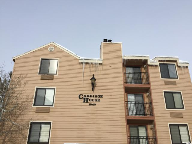 1940 Prospector Ave #307, Park City, UT 84060 (#1553300) :: Red Sign Team