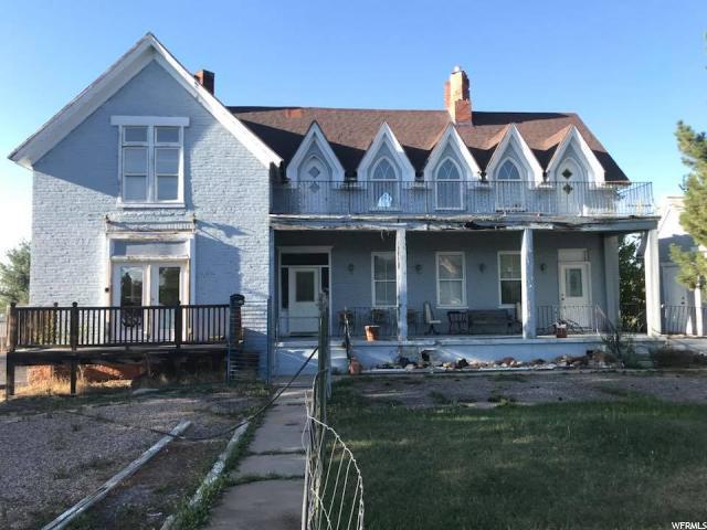 30 W Center, Fillmore, UT 84631 (#1553306) :: Colemere Realty Associates