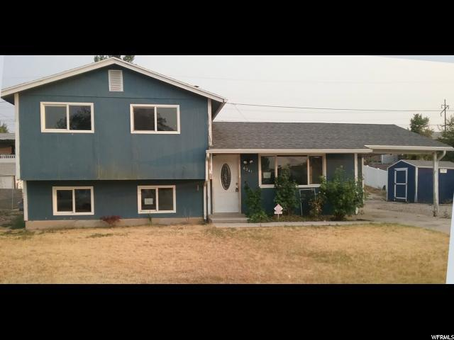 6341 West King Valley Dr, West Valley City, UT 84128 (#1553346) :: The Fields Team