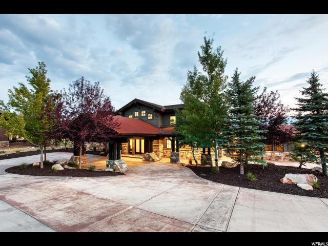 2382 Palomino Trl #32, Park City, UT 84098 (#1553374) :: Exit Realty Success