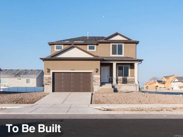 323 Flagstone Dr #114, Santaquin, UT 84655 (#1553381) :: Bustos Real Estate | Keller Williams Utah Realtors
