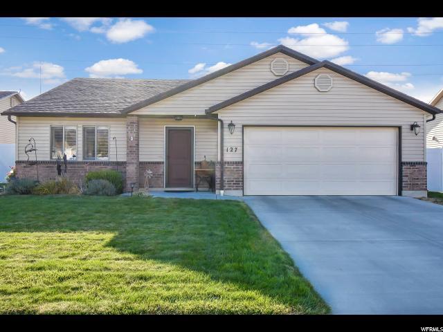 127 Sam Gates Rd, Ogden, UT 84404 (#1553390) :: Bustos Real Estate | Keller Williams Utah Realtors
