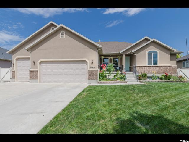 6766 W Meadow Farm Dr, West Valley City, UT 84128 (#1553448) :: RE/MAX Equity