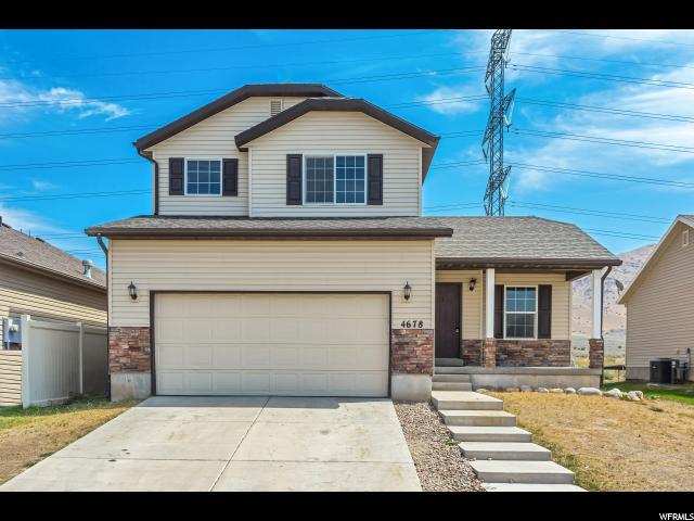4678 N Long Way, Eagle Mountain, UT 84005 (#1553488) :: Exit Realty Success