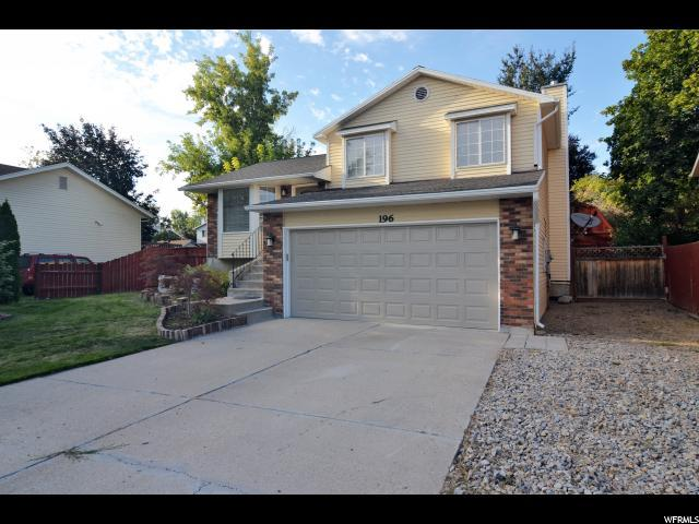 196 W 1225 N, Layton, UT 84041 (#1553503) :: The Fields Team
