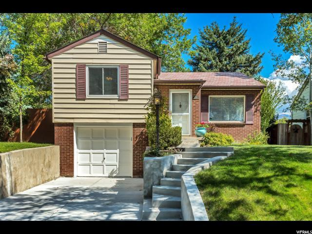2491 S Glenmare, Salt Lake City, UT 84106 (#1553518) :: Colemere Realty Associates