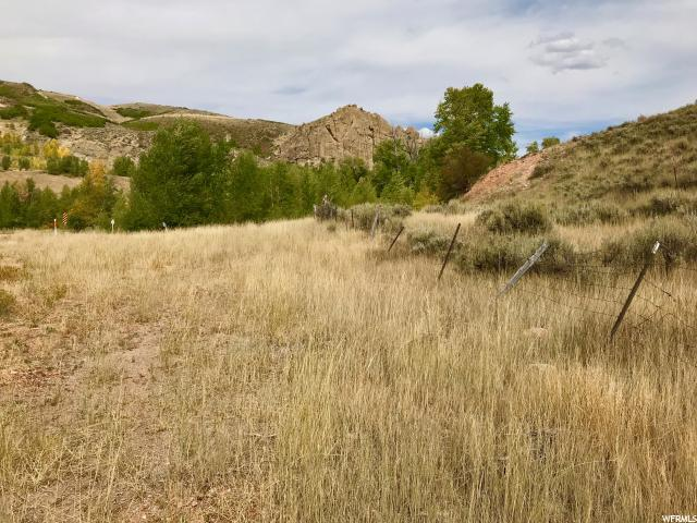 E Unassigned Address Chalk Creek Rd, Coalville, UT 84017 (MLS #1553600) :: High Country Properties