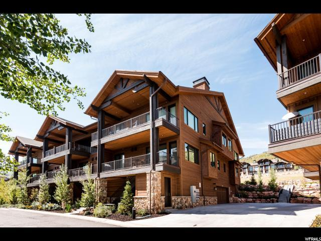 4221 Willow Draw #301, Park City, UT 84098 (#1553630) :: goBE Realty