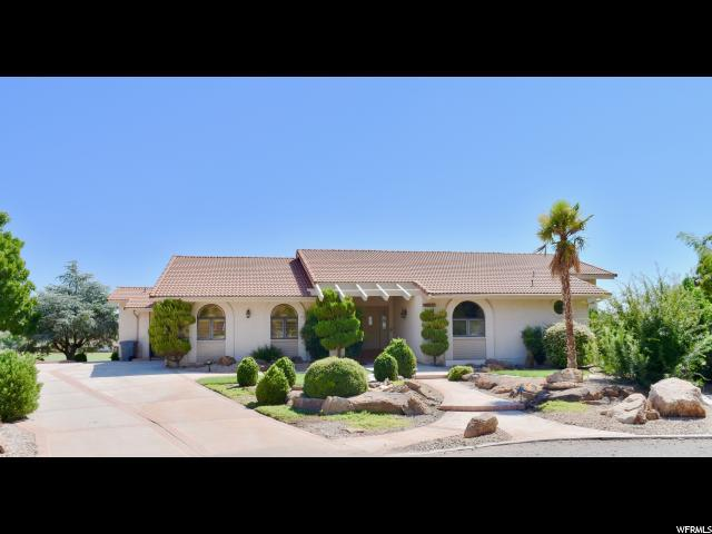 1338 Nelson Cir, St. George, UT 84790 (#1553674) :: Big Key Real Estate