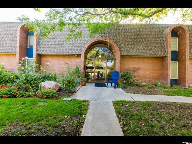 20 W Lester Ave S B23, Murray, UT 84107 (#1553766) :: The Fields Team