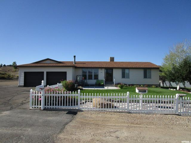 1430 W Old Wellington Rd, Wellington, UT 84542 (#1553813) :: Colemere Realty Associates
