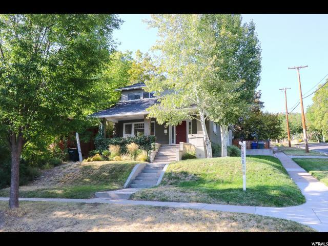 789 E 8TH Ave N, Salt Lake City, UT 84103 (#1553842) :: Colemere Realty Associates