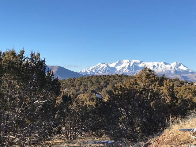 466 N Ibapah Peak Dr (Lot 165), Heber City, UT 84032 (MLS #1553858) :: High Country Properties