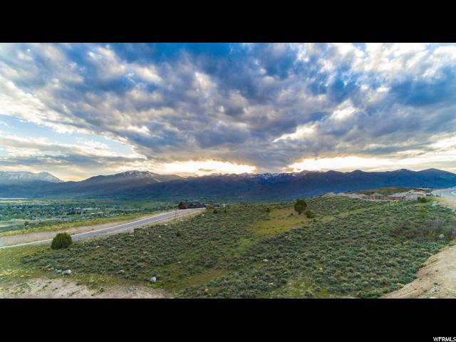 1380 N A1 Peak Dr (Lot 483), Heber City, UT 84032 (MLS #1553862) :: High Country Properties