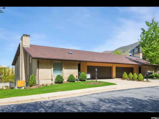 895 S Donner Cir E A, Salt Lake City, UT 84108 (#1553876) :: Big Key Real Estate