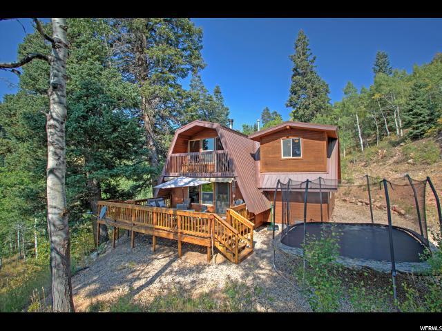 1644 Tollgate Canyon Rd, Wanship, UT 84017 (MLS #1553901) :: High Country Properties