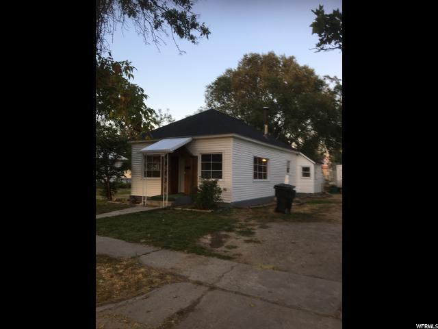 223 S 100 W, Tremonton, UT 84337 (#1553940) :: Exit Realty Success
