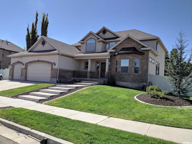 13516 S Bluefield Rd W, Riverton, UT 84065 (#1553941) :: The Fields Team